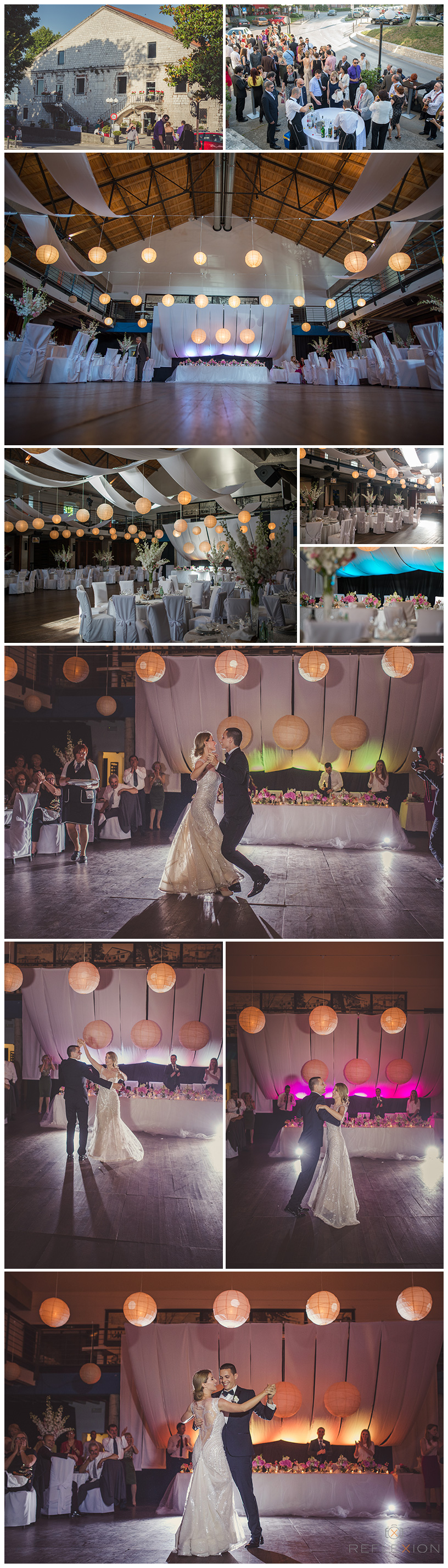 svadbena vecera klub arsenal zadar